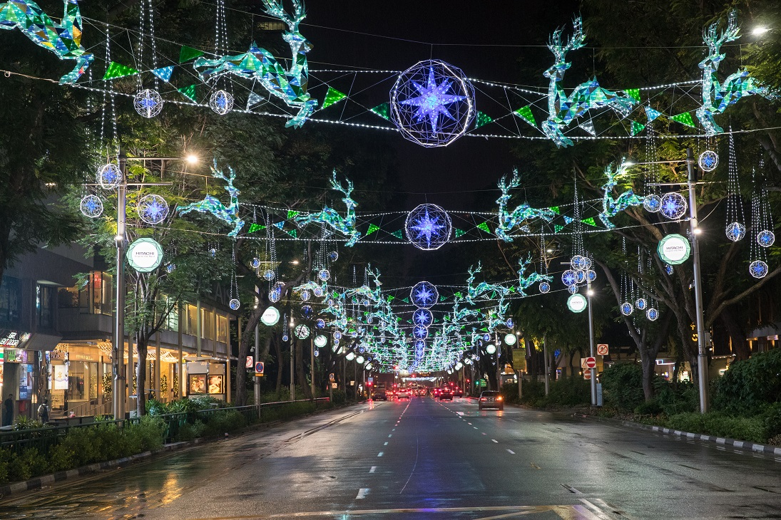 Christmas On A Great Street 2016