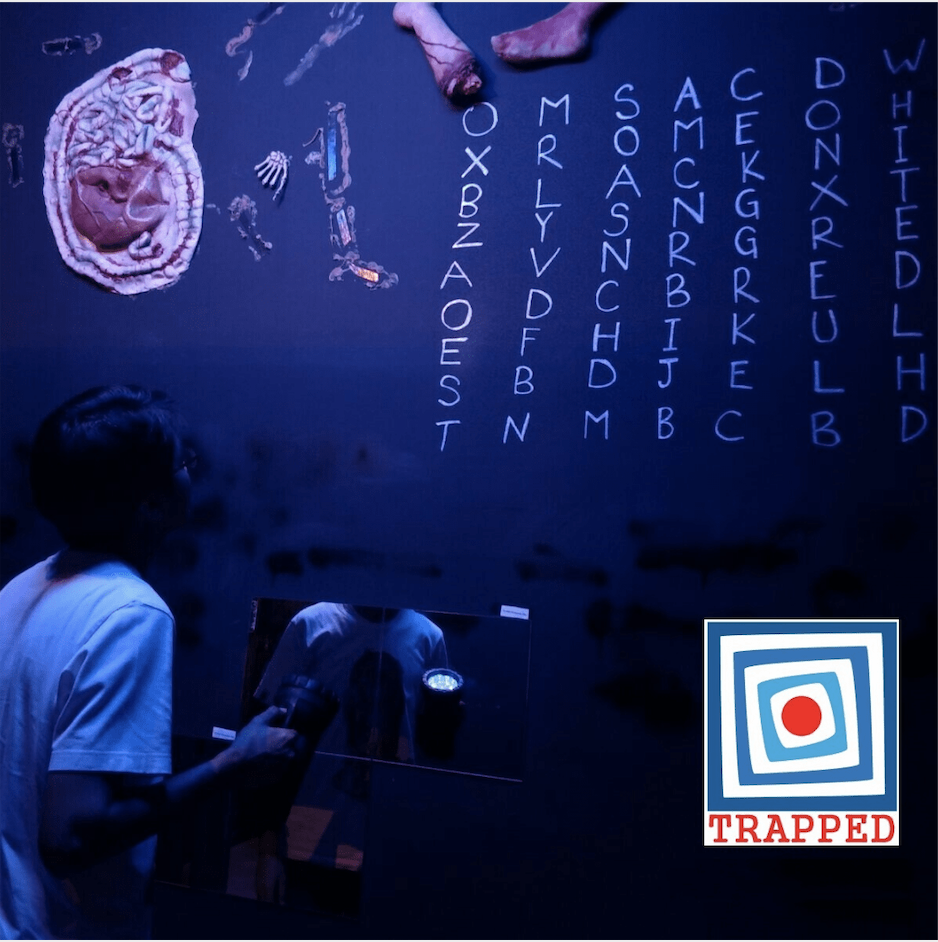 Trapped Escape Room Singapore